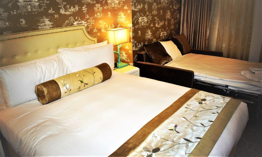 Chambre de l'Hotel Dorsett Shepherd Bush London