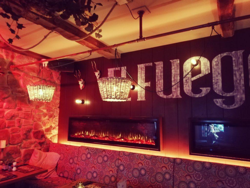 Restaurant El Fuego