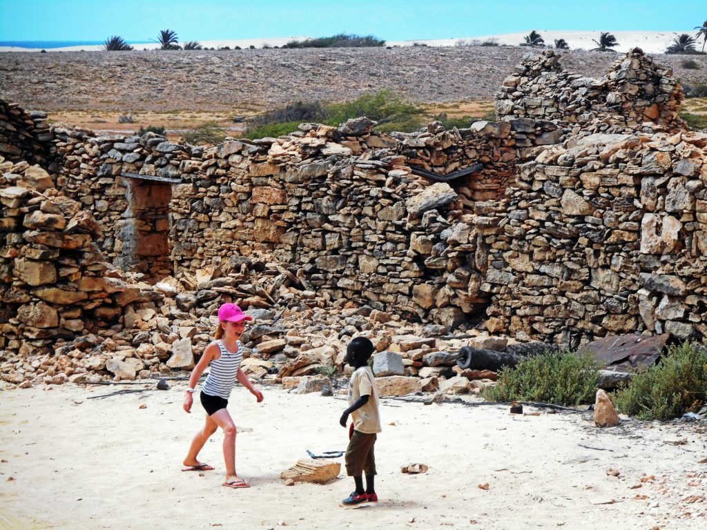 Le village abandonné