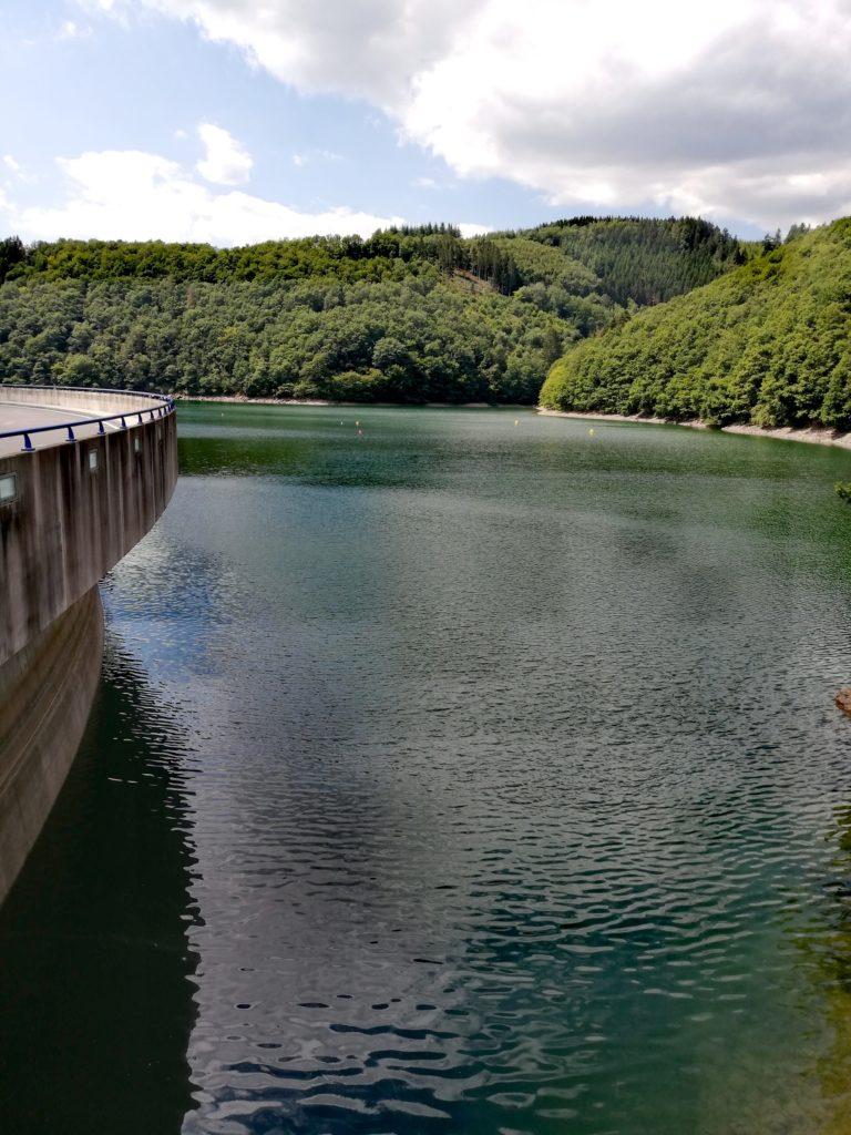 Le barrage de la Sûre