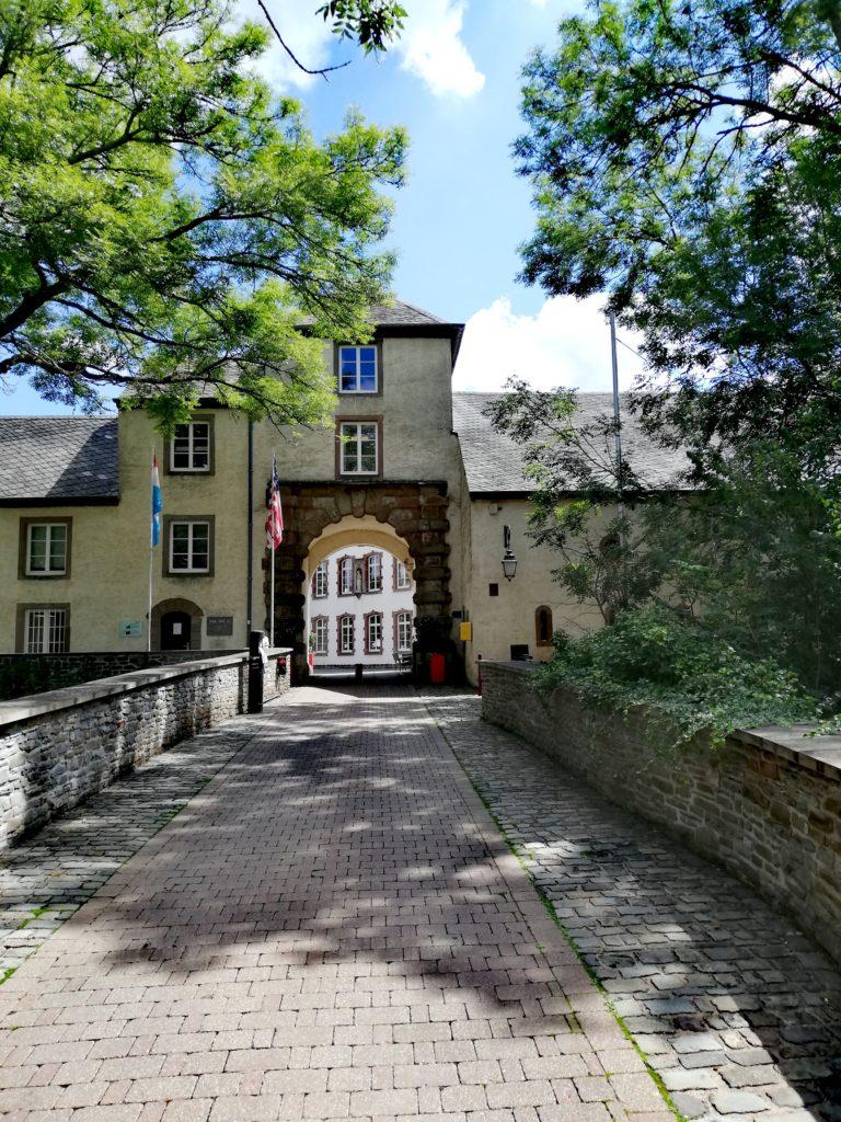 Le château de Wiltz