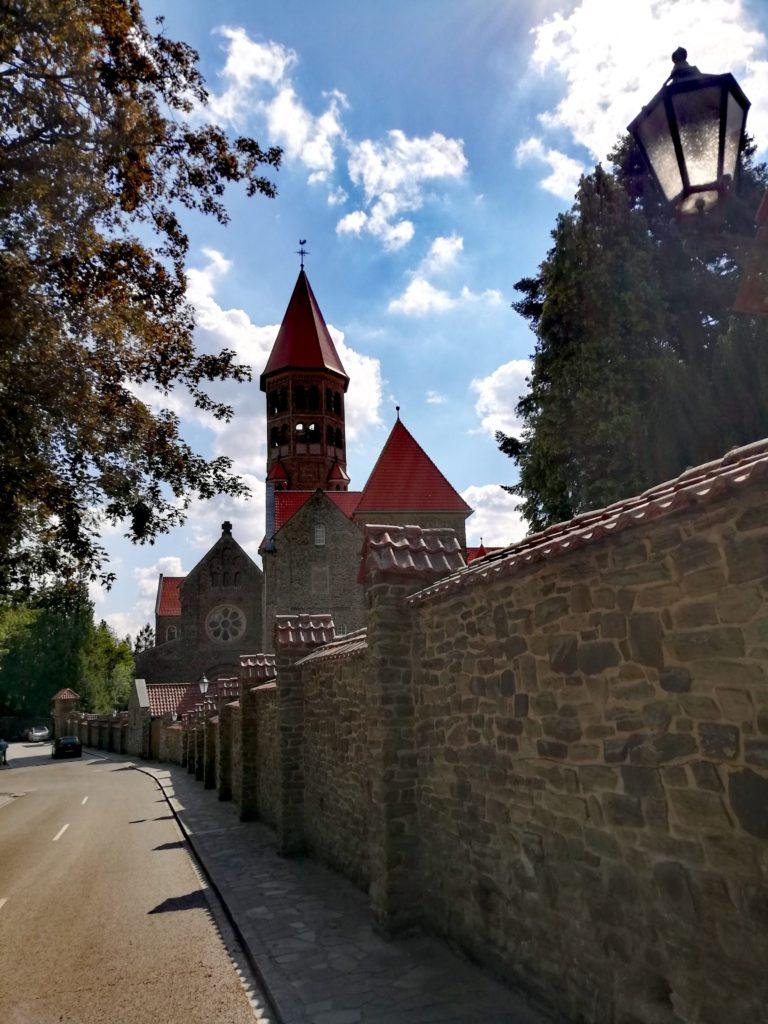 L'abbaye de Clervaux