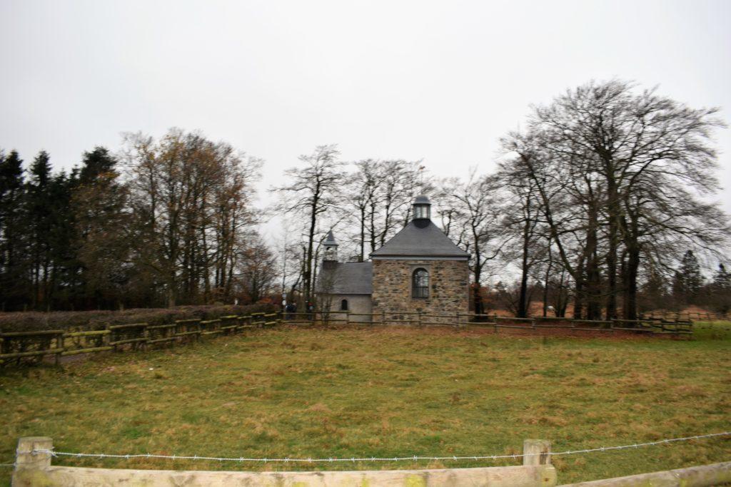 La chapelle de la baraque Michel