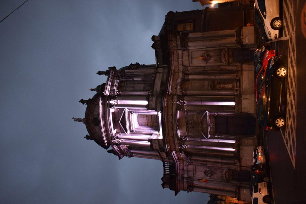 La cathédrale Saint Aubain