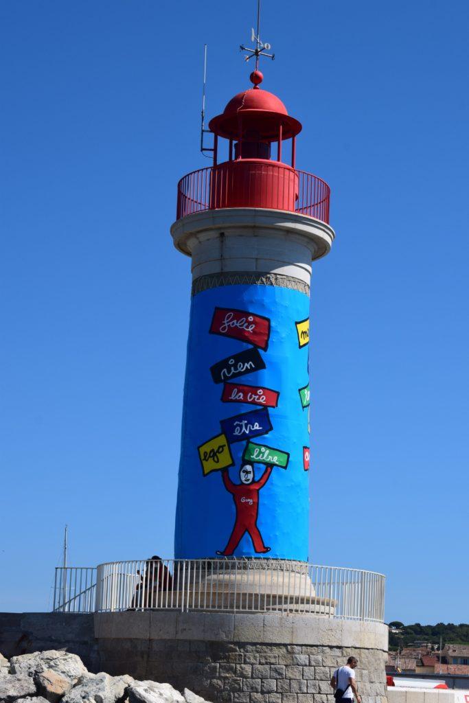 Le phare de Saint Tropez