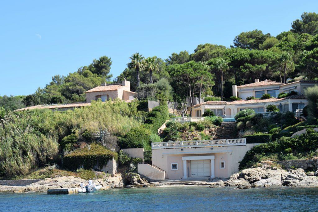 Les villas de luxe