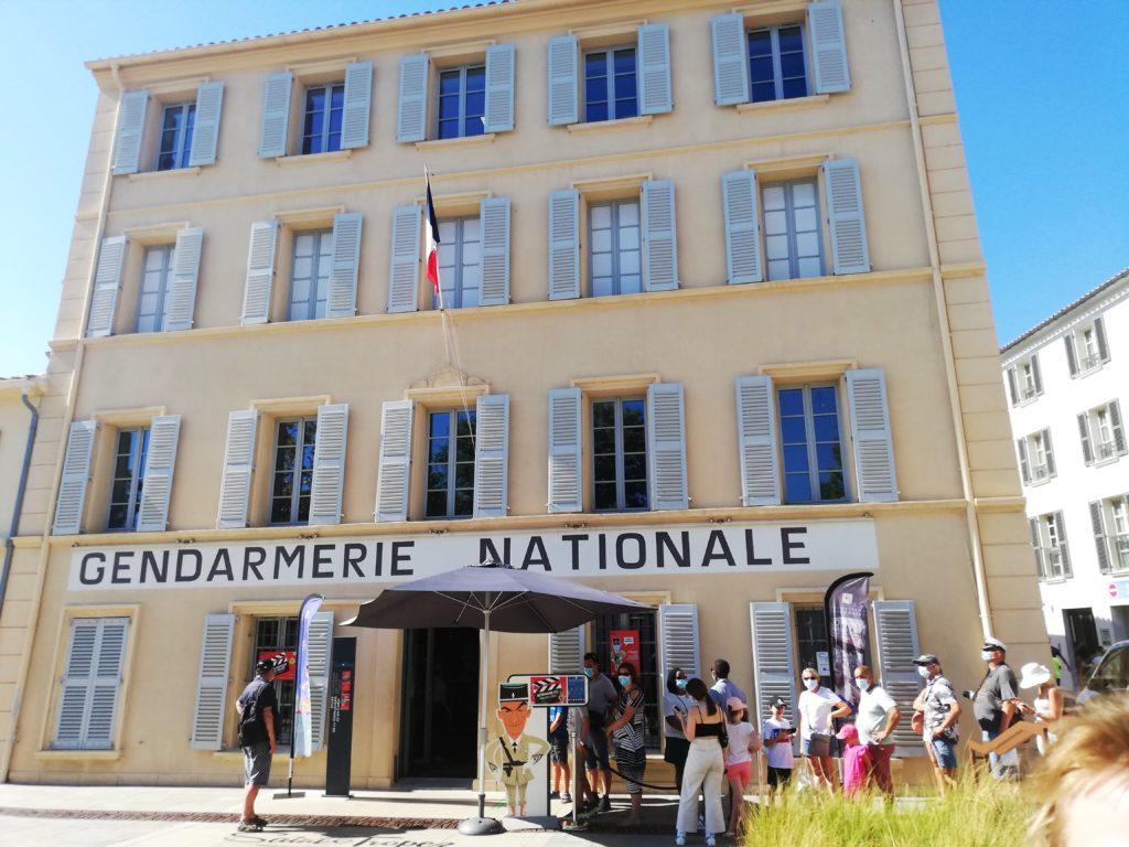 Le musée de la gendarmerie et du cinéma