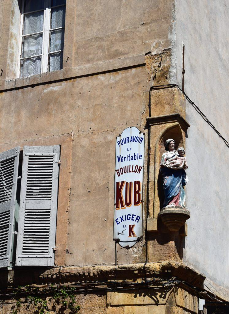 Les facades provençales
