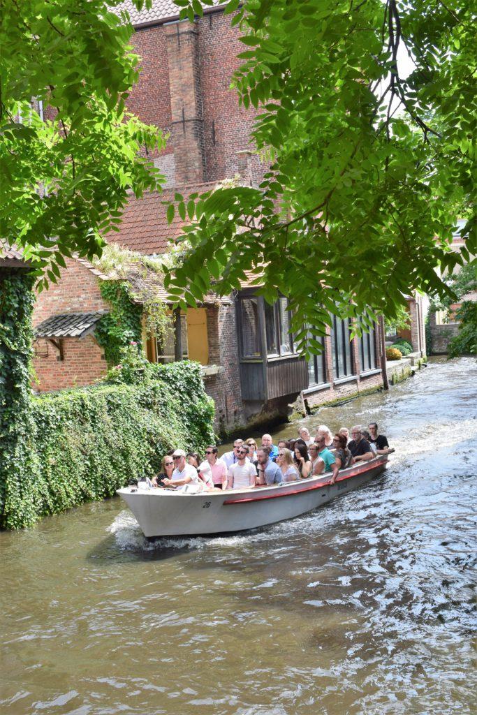Les balades en barques