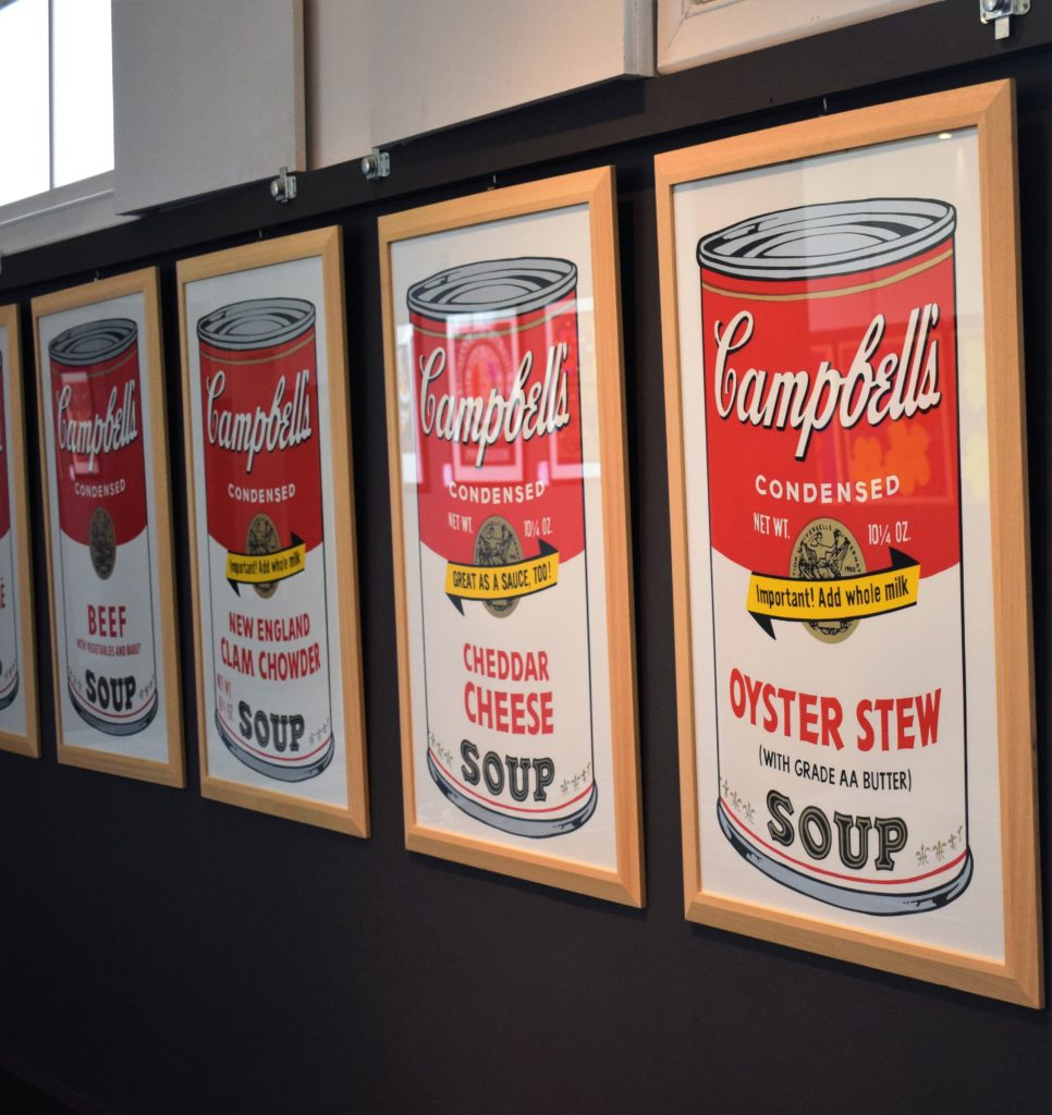 L'exposition Warhol