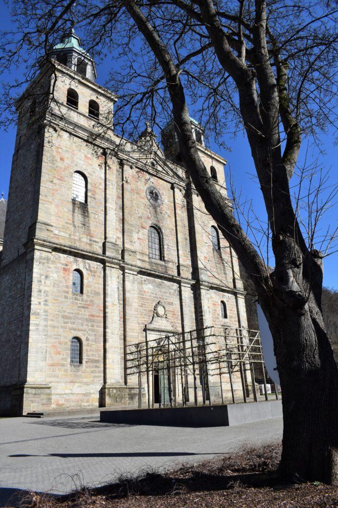 La Cathédrale Saint Pierre et Quirin