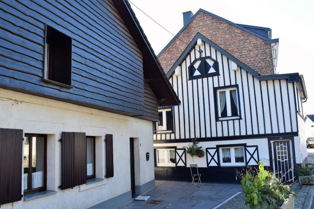 La plus vieille maison de Malmedy