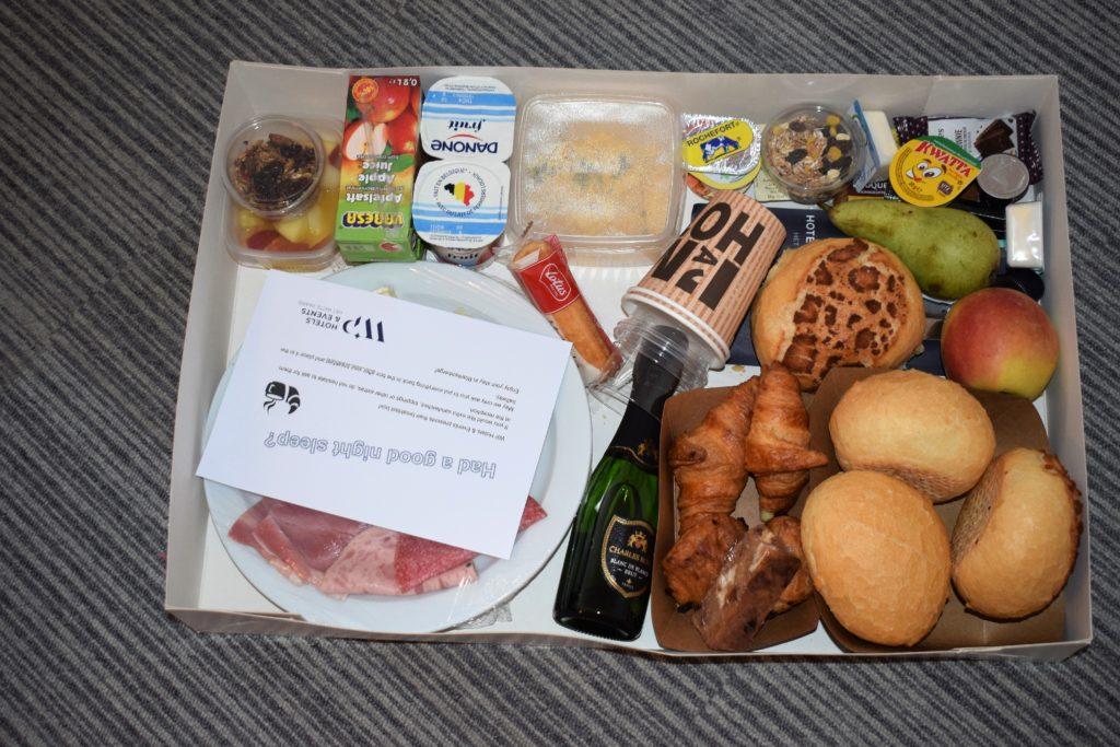 La box petit déjjeuner