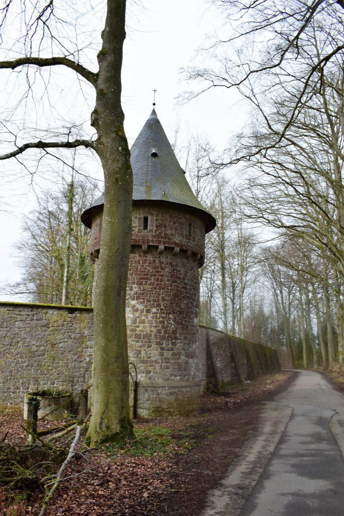 L'abbaye de Maredret