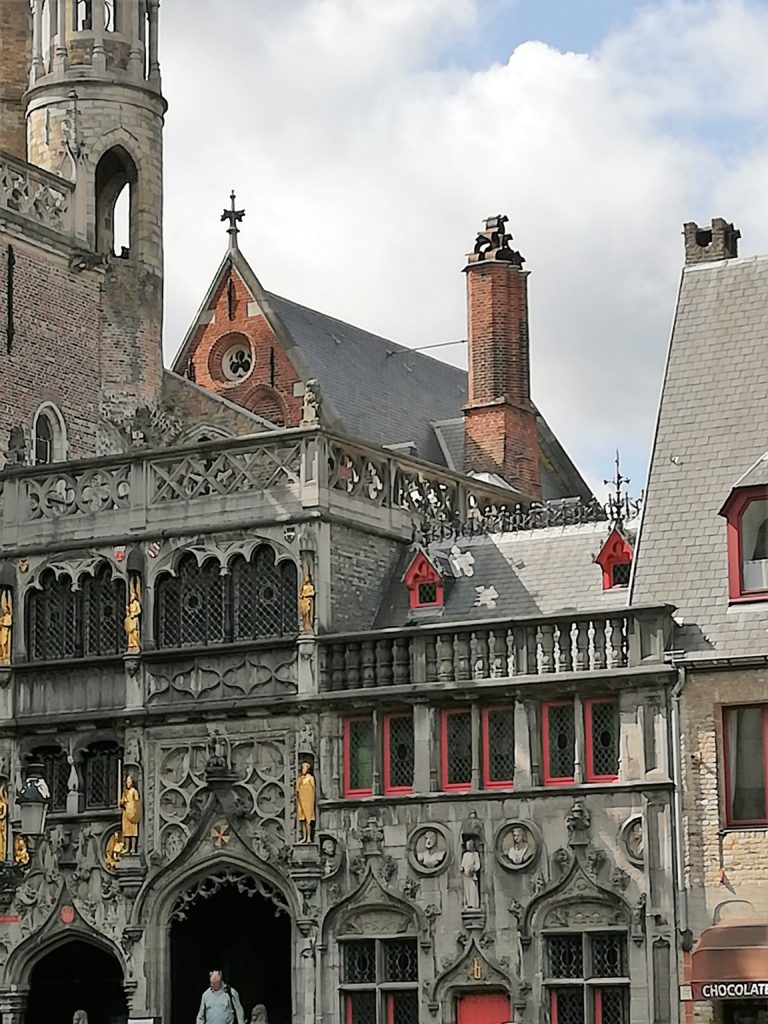 La Basilique Saint Sang