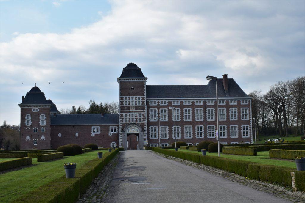 Le chateau de Wégimont