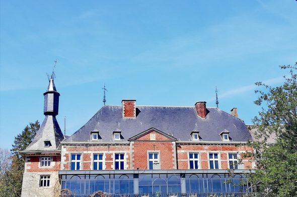 Le château d'Oteppe