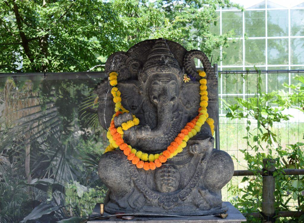 La déesse Ganesha