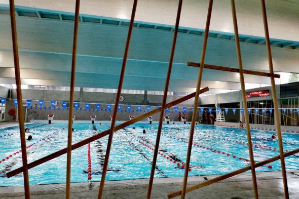 Les bassins de nage