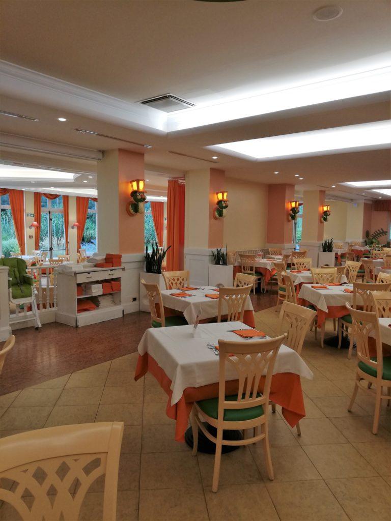 Le restaurant Cena